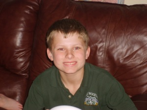 First year at FWCS...5th grade